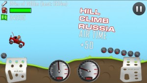 Hill Climb Racing Russian Mod