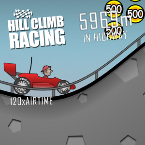 Race Car в Hill Climb Racing
